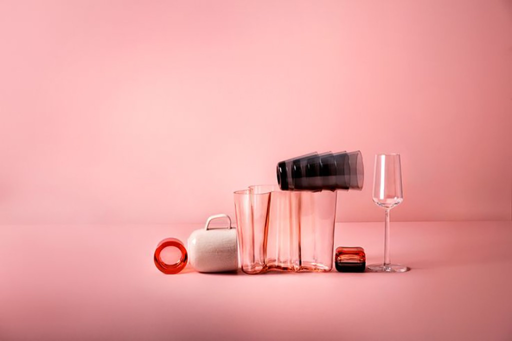 Full of color for Iittala by Susanna Vento