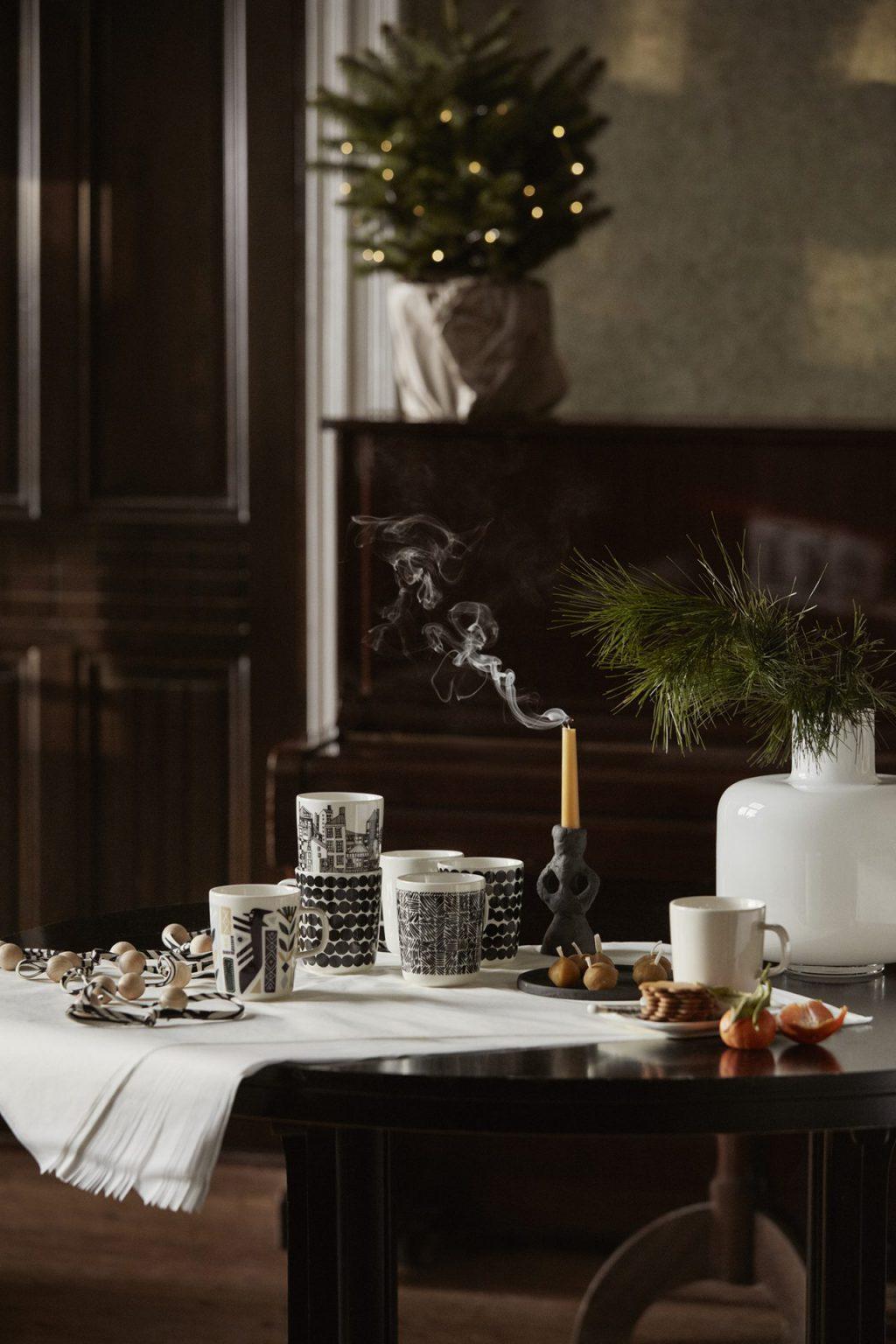 Marimekko Christmas 2018 for Marimekko by Susanna Vento