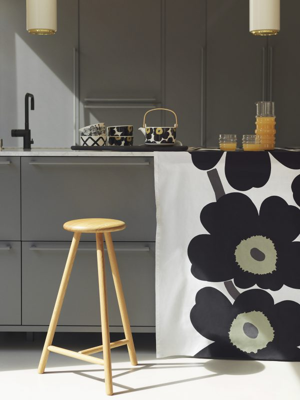 Link to Marimekko Oiva-dishes project