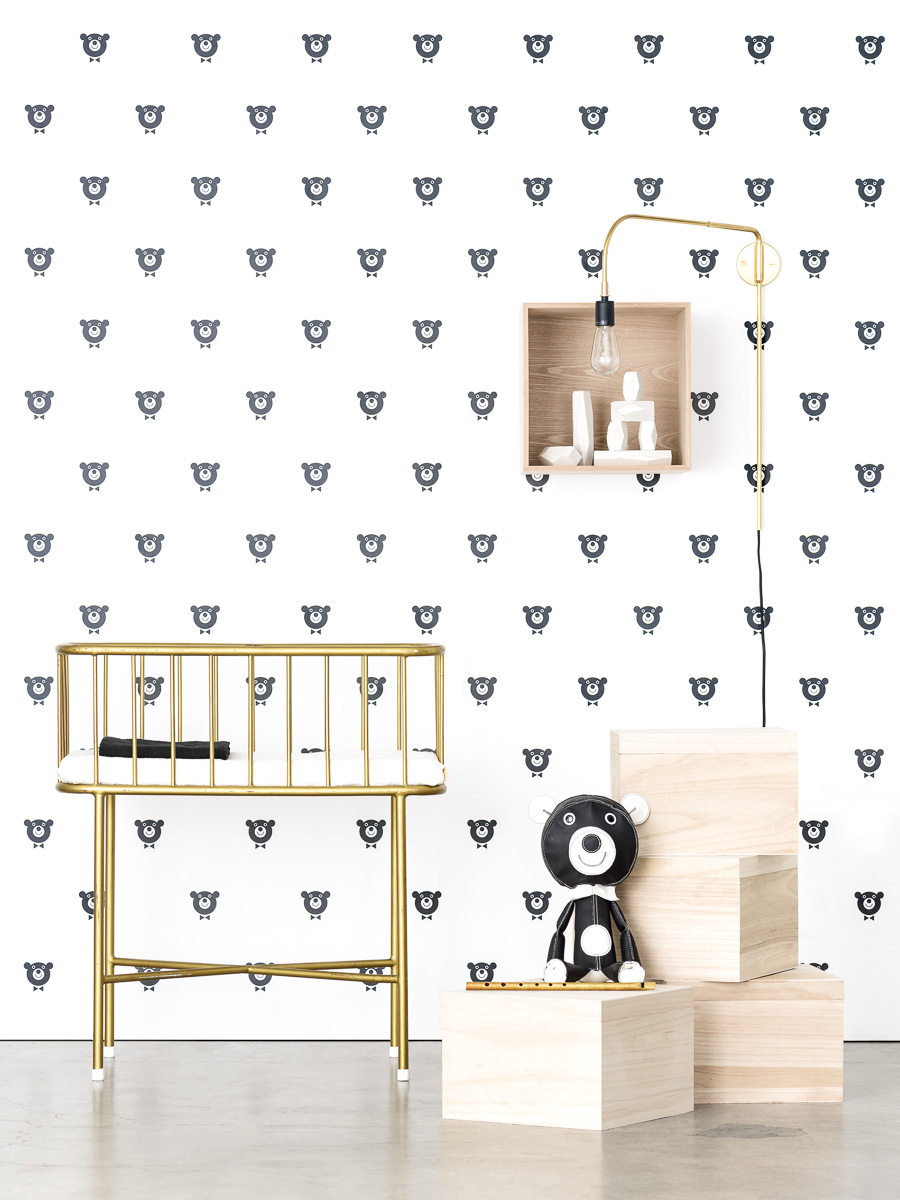 Acne JR + Photowall for Acne JR by Susanna Vento