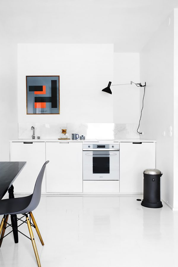 Link to Kitchen in 3 style project
