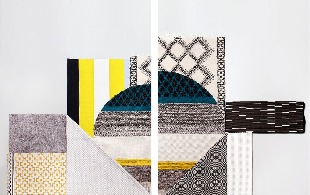 The latest rugs for Deko-magazine by Susanna Vento