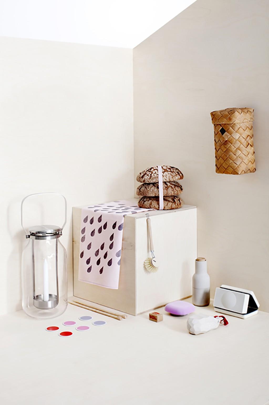 Summer souvenirs for Deko-magazine by Susanna Vento
