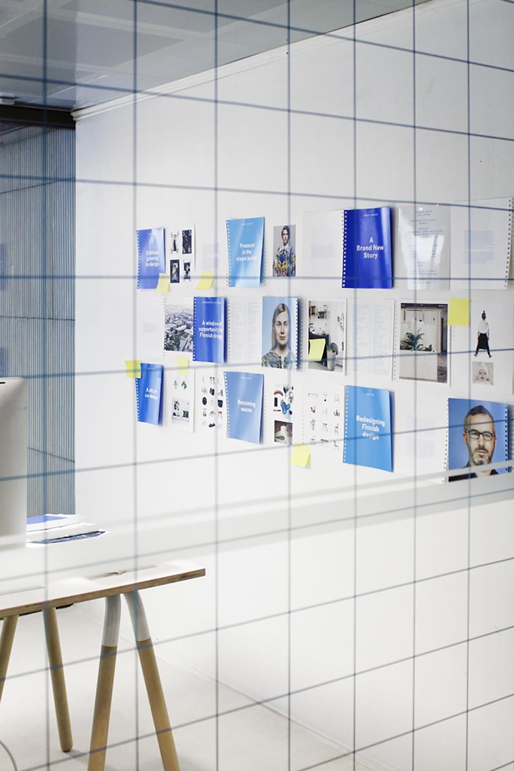 Window display for Werklig by Susanna Vento