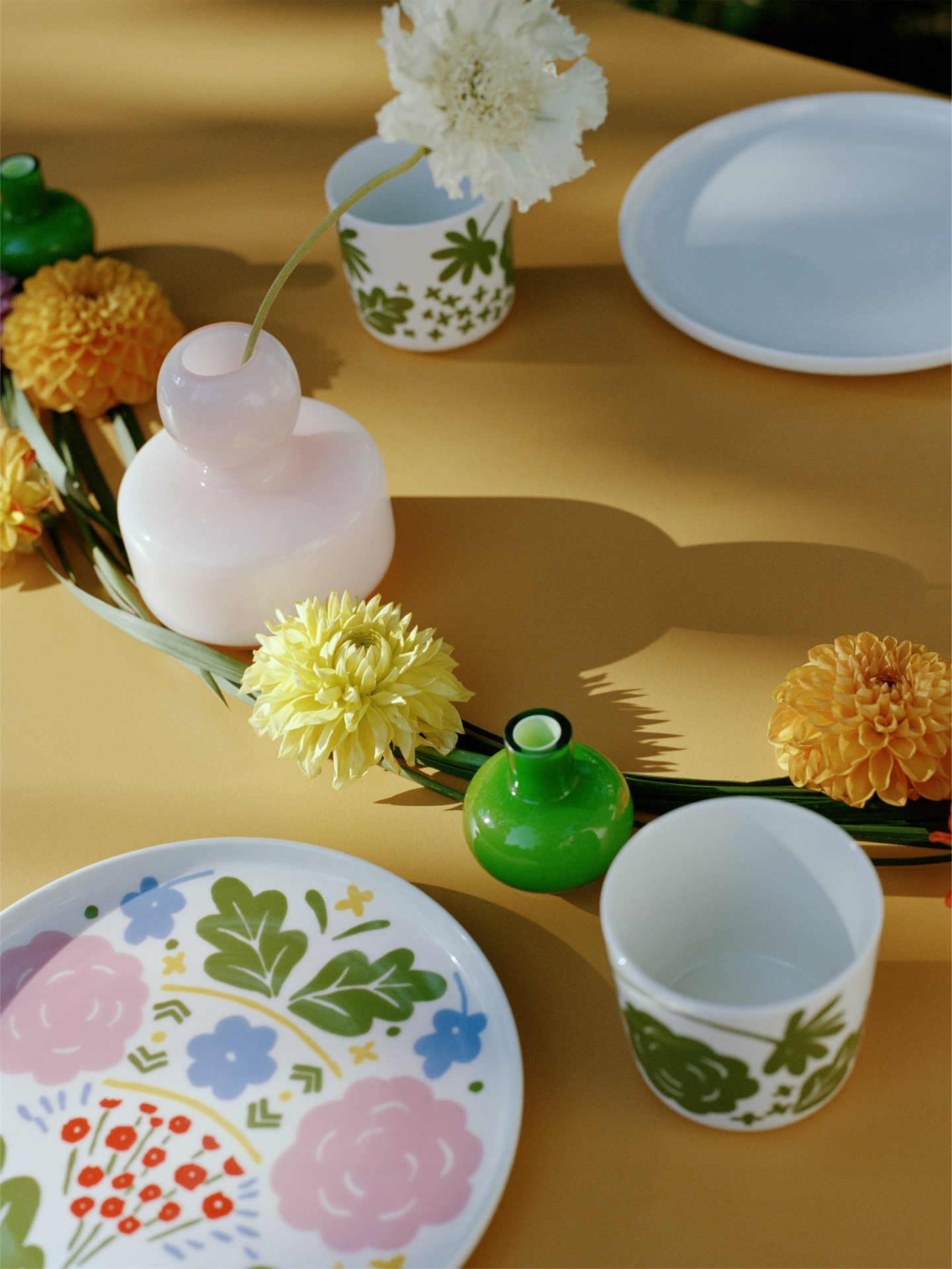 Link to Marimekko home spring-summer 2019 project