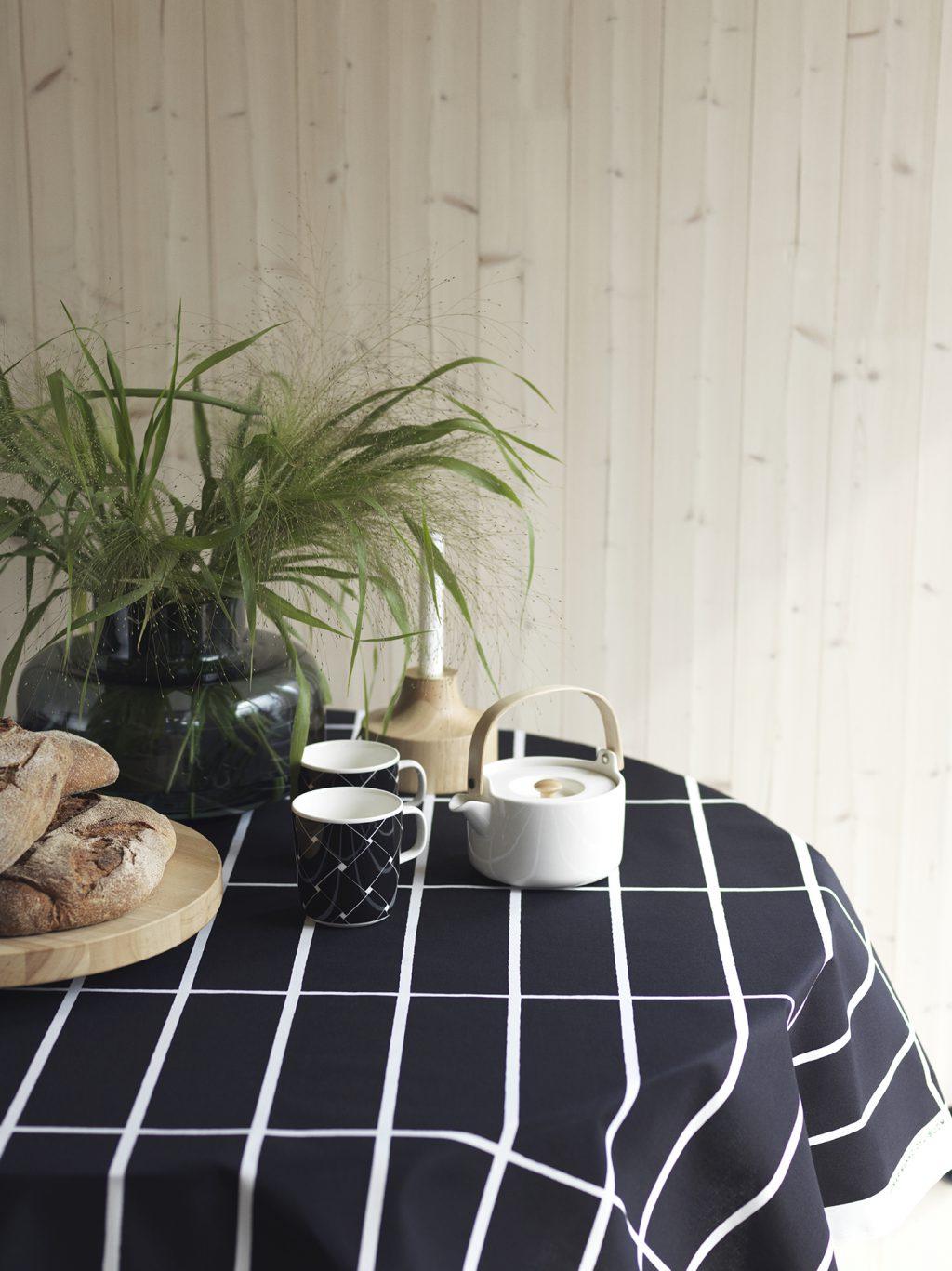 Marimekko Oiva-dishes for Marimekko by Susanna Vento