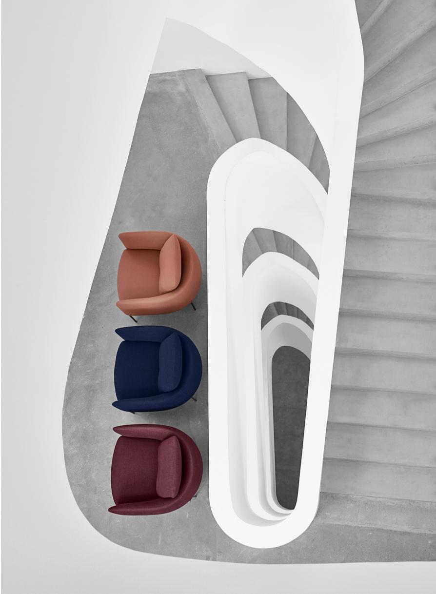 Adea – contract furniture for Adea by Susanna Vento