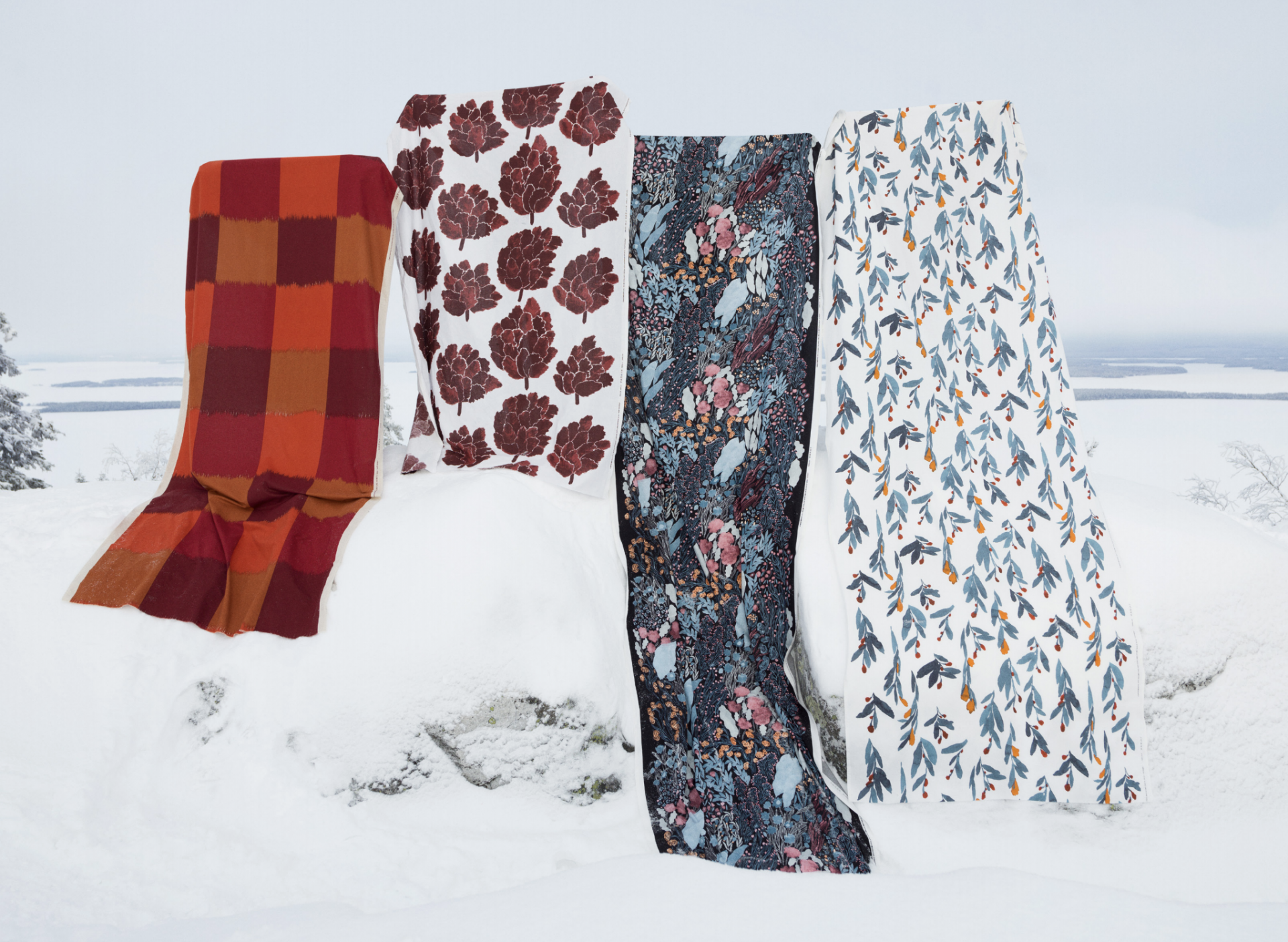 Marimekko winter 2020 for Marimekko by Susanna Vento