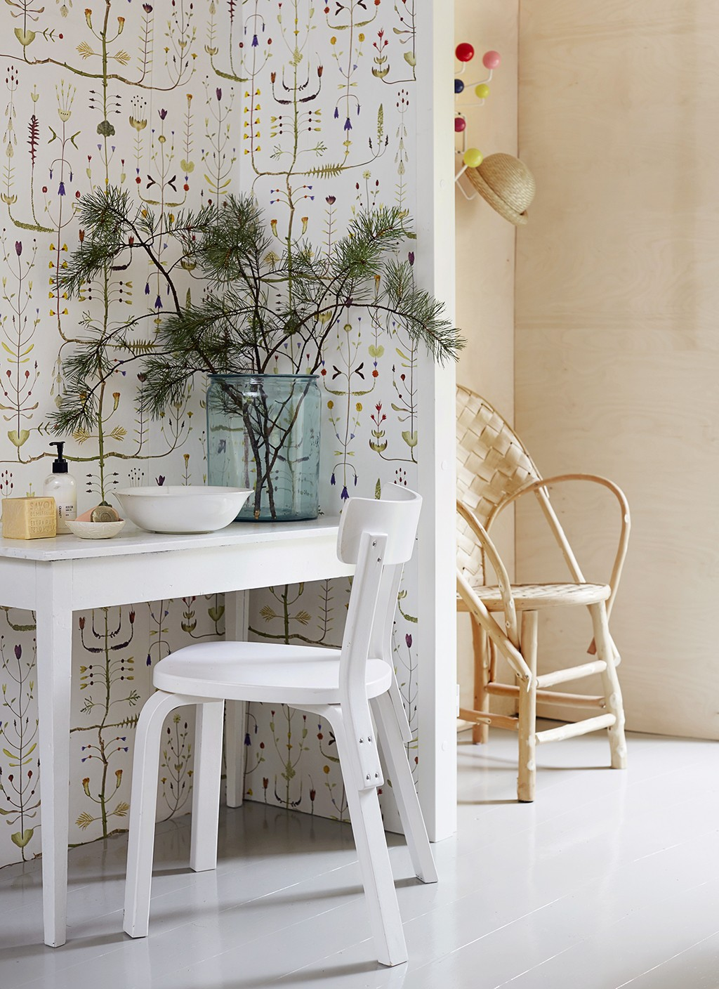 Blog collaboration at our summer place for Tikkurila by Susanna Vento