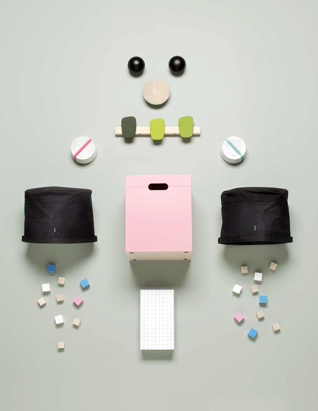 A place for everything for Deko-magazine by Susanna Vento